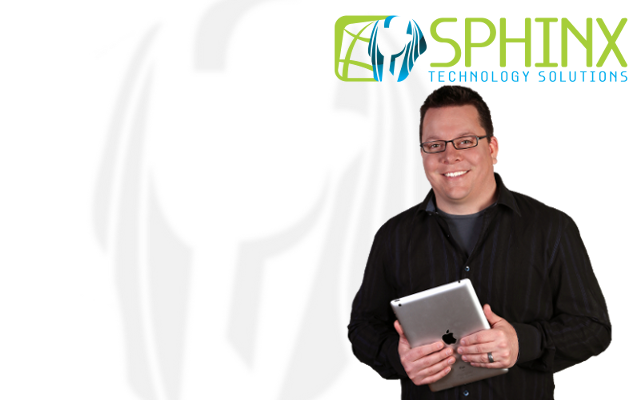 Ryan O'Hara of Sphinx Technology Solutions